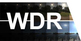 «WDR» (Wide Dynamic Range)